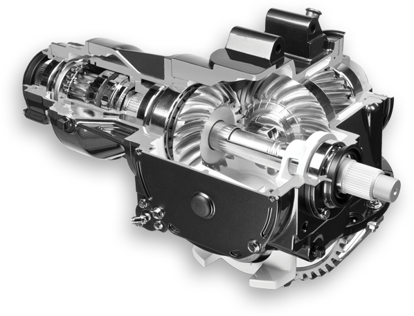 rebuilt mack differentials