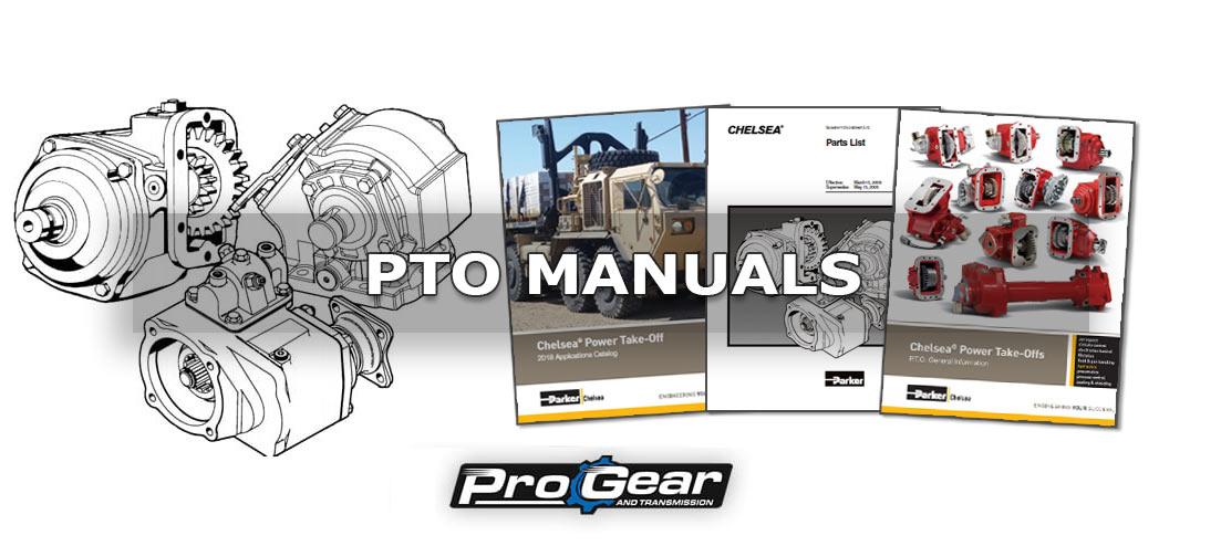 PTO manuals