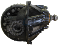 rebuilt Isuzu differential