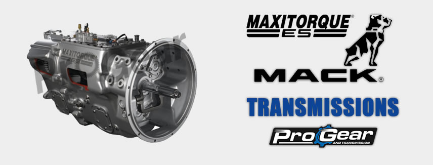 Mack new and rebuilt transmissions