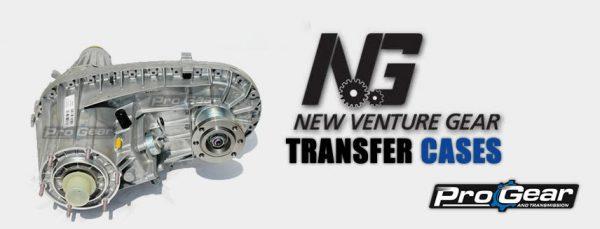 New Venture Gear truck parts