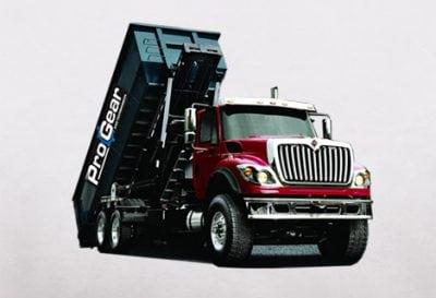 Dump Truck PTO