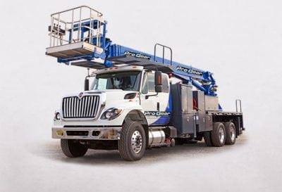International truck PTO