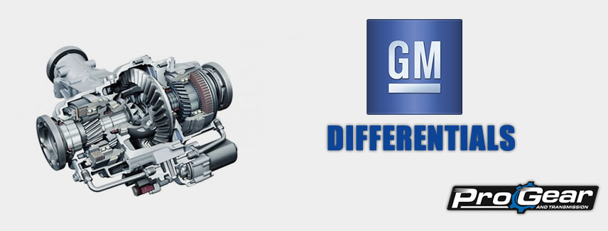GM differential