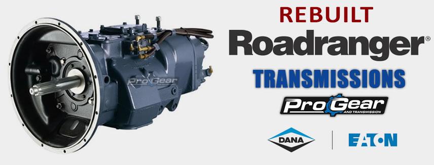 rebuilt Roadranger Transmissions
