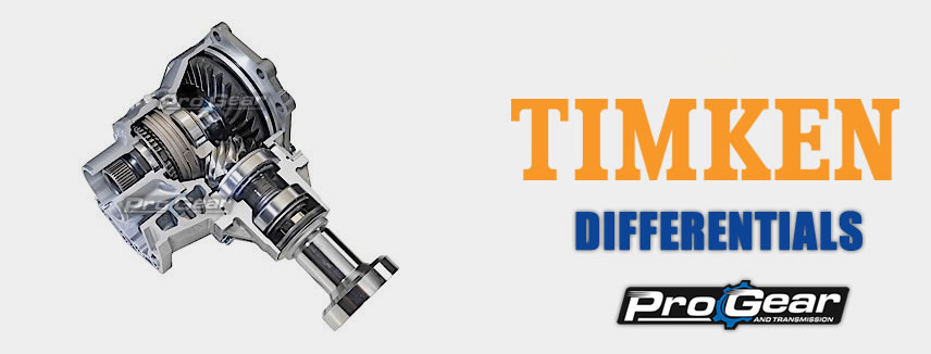 Timken Differential